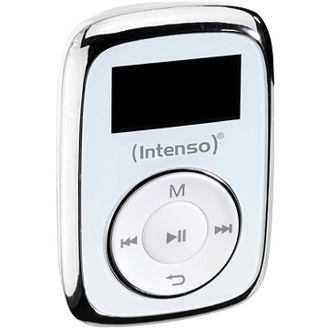 INTENSO MUSIC MOVER 8GB bílý (3614562)