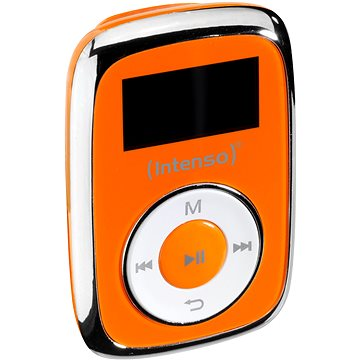 INTENSO MUSIC MOVER 8GB oranžový (3614565)