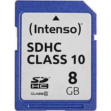 Intenso SD 8GB (3411460)