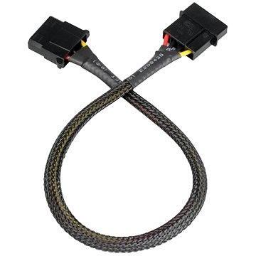 AKASA AK-CBPW02-30 4pin Molex Power 0.3m (AK-CBPW02-30)