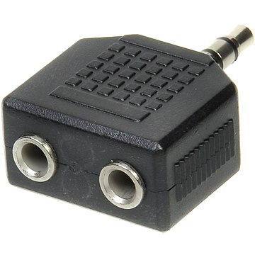 OEM audio 3.5mm JACK --> 2x 3.5mm JACK (11994440)