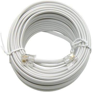 OEM telefonní s konektory RJ11, 15m (11041915)