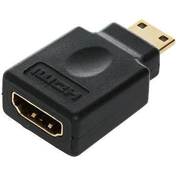 ROLINE HDMI A(F) --> miniHDMI (M), zlacené konektory (12033152)