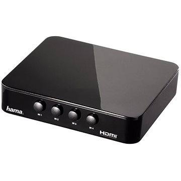 Hama HDMI přepínač G-410 (83186)