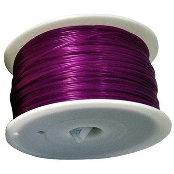 MKF PLA 1.75mm 1kg průsvitná purpurová (06-000122)