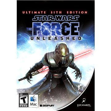 Star Wars®: The Force Unleashed™: Ultimate Sith Edition (MAC) (26647e99-8876-4b9c-bae5-73ecd306a4d8)