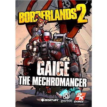 Borderlands 2: Mechromancer Pack DLC (MAC) (308c0731-00ac-46e0-a2a7-855f4885b096)
