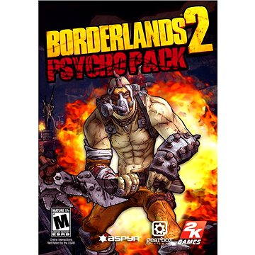 Borderlands 2: Psycho Pack DLC (MAC) (5a9ec5ba-cbbd-4148-8146-3aa14cd63177)