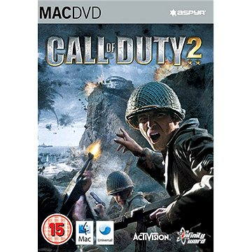 Call of Duty® 2 (MAC) (f8ba9e4b-09e7-47a4-977e-c6e1ae134a25)