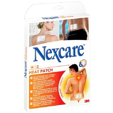 3M™ Nexcare™ Hřejivá náplast, 2 ks (2639517)