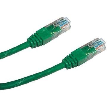 Datacom CAT5E UTP zelený 2m (1524)