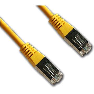 Datacom CAT5E FTP žlutý 5m (15845)