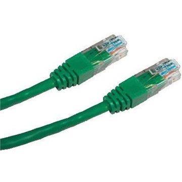 Datacom CAT5E UTP zelený 10m (1564)