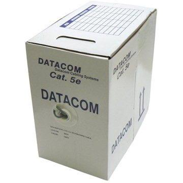 Datacom, licna (lanko), CAT5E, UTP, 305m/box (1150)