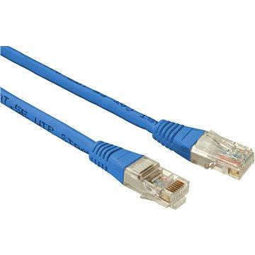 Datacom CAT5E UTP 1.5m modrý (1483)