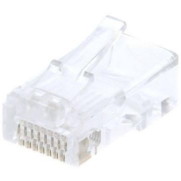 10-pack,Datacom, RJ45, CAT5E, UTP, 8p8c, na licnu (lanko) (9254)