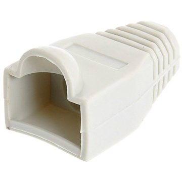 10-pack, plastová, šedá,Datacom, RJ45 (9260)