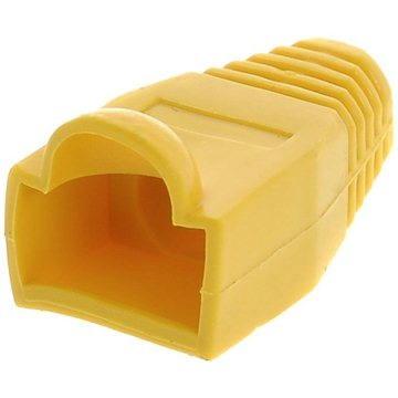 10-pack, plastová, žlutá,Datacom, RJ45 (9265)