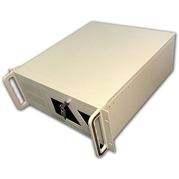 "DATACOM 19"" Case IPC 4U/485mm GY bez PSU (82121)"