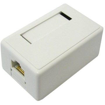 Datacom CAT5E UTP 1x RJ45 na omítku (2311)