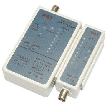 Cable Tester ST-248 pro sítě UTP/STP - RJ45 (4580)
