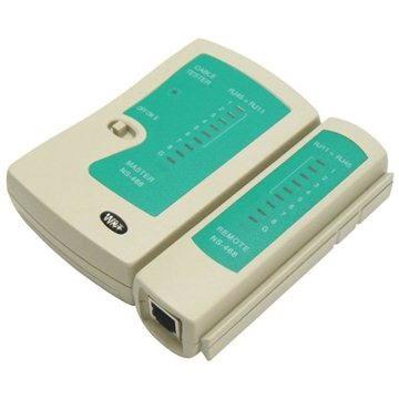 Cable Tester NS-468 pro sítě UTP/STP - RJ45 (4581)