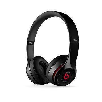 Beats by Dr.Dre Solo 2 černá (MH8W2ZM/A)