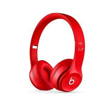 Beats by Dr.Dre Solo 2 červená (mh8y2zm/a)