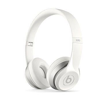 Beats by Dr.Dre Solo 2 bílá (MH8X2ZM/A)