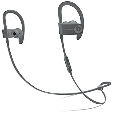 Beats Powerbeats 3 Wireless, Asphalt Gray (MPXM2ZM/A)