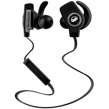 MONSTER iSport Bluetooth Wireless SuperSlim In Ear černá (137035-00)