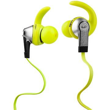 MONSTER iSport Victory In Ear zelená (137026-00)