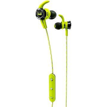 MONSTER iSport Victory In Ear Wireless zelená (137086-00)