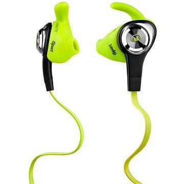 MONSTER iSport Intensity In Ear zelená (137009-00)
