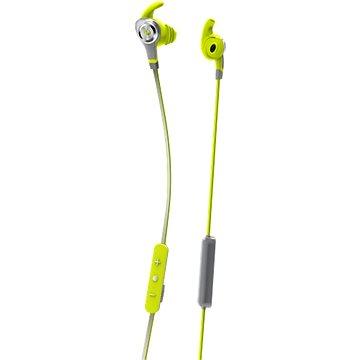 MONSTER iSport Intensity In Ear Wireless zelená (137094-00)