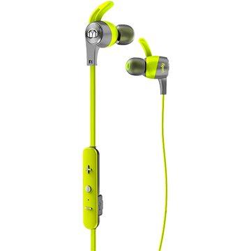 MONSTER iSport Achieve In Ear Wireless zelená (137088-00)