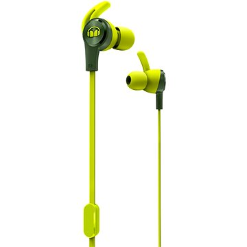 MONSTER iSport Achieve In Ear žlutá (137091-00)