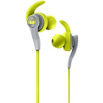 MONSTER iSport Compete In Ear zelená (137084-00)