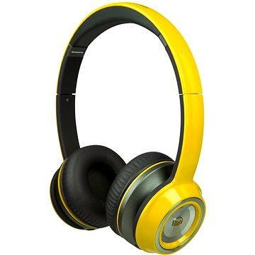 MONSTER NTune On Ear Solid žlutá (128530-00)