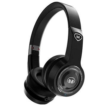 MONSTER Elements Wireless On Ear Black Slate (137054-00)