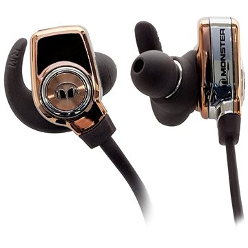 Monster Elements Wireless In Ear Rose gold (CZ 137074-00)