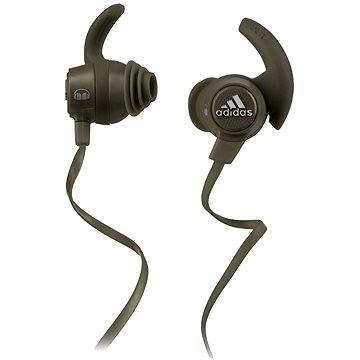 MONSTER Adidas Sport Response Earbuds zelená (137020-00)