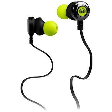 MONSTER Clarity HD In Ear zeleno-černá (128667-00)
