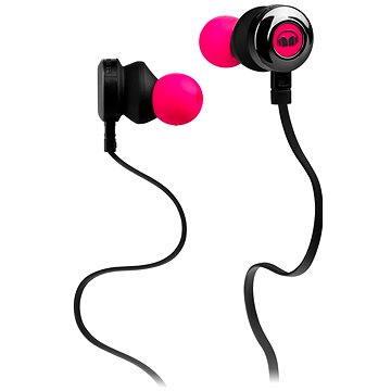 MONSTER Clarity HD In Ear růžovo-černá (128668-00)
