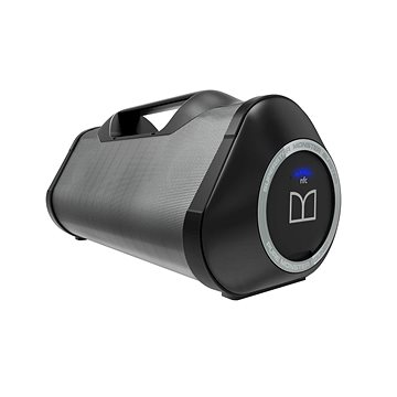 Monster SuperStar Blaster Bluetooth černo-šedý (129287-00)
