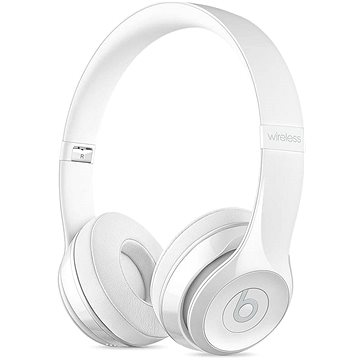 Beats Solo3 Wireless - bílá (mnep2zm/a)