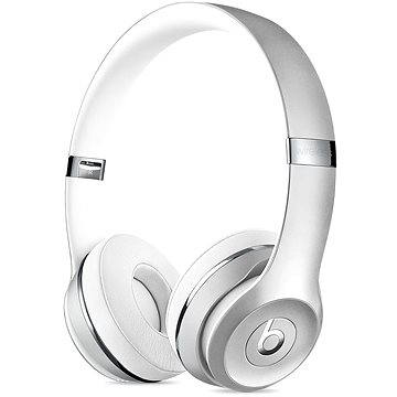 Beats Solo3 Wireless - stříbrná (mneq2zm/a)
