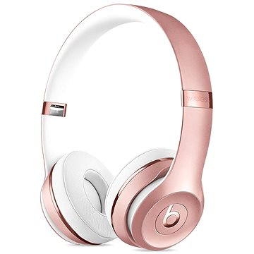 Beats Solo3 Wireless - růžově zlatá (mnet2zm/a)