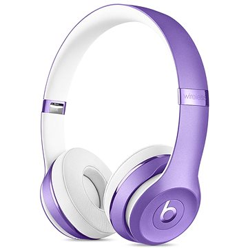 Beats Solo3 Wireless - ultra fialová (mp132zm/a)