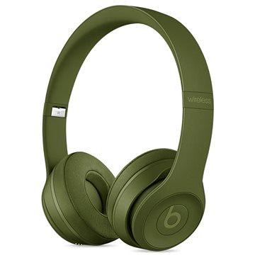Beats Solo3 Wireless - trávníkově zelená (MQ3C2ZM/A)